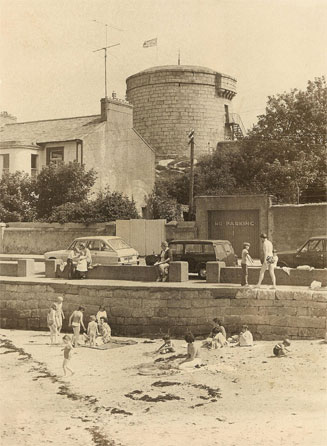 Sandycove tower