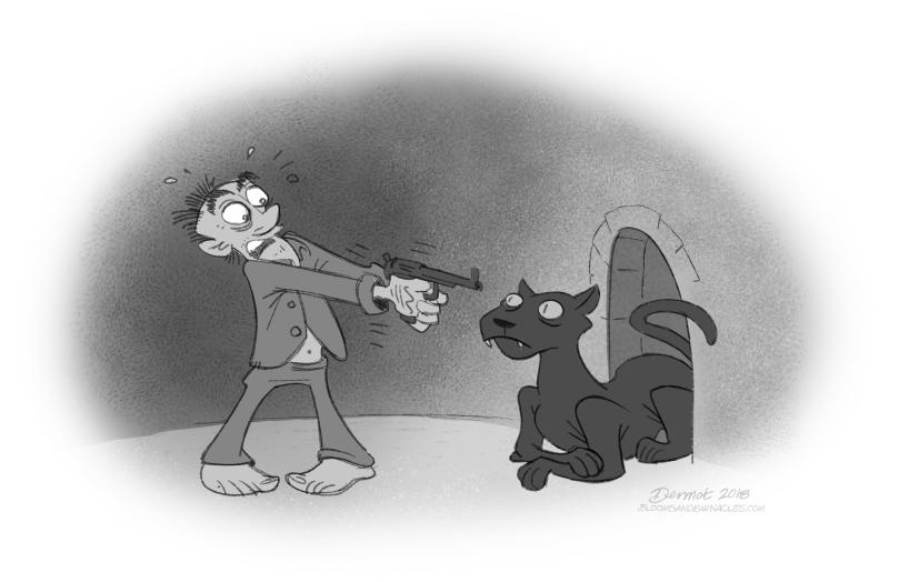 joyce ulysses haines black panther