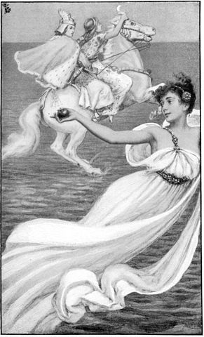 291px-Frontispiece--Tales_of_the_Enchanted_Islands_of_the_Atlantic_1899