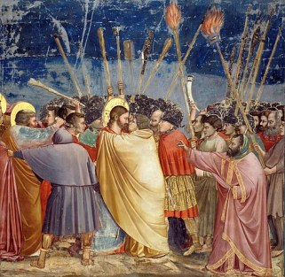 492px-Giotto_-_Scrovegni_-_-31-_-_Kiss_of_Judas