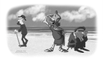 James Joyce, Ulysses, Stephen Dedalus, Aristotle, Sandymount Strand, Dublin, Ireland