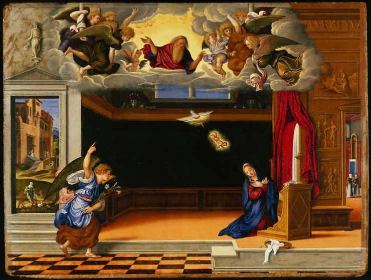 The_Annunciation_-_Girolamo_da_Santacroce