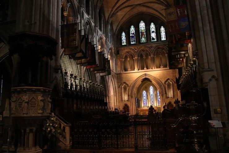 James Joyce, Ulysses, St. Patrick's Cathedral, Dublin