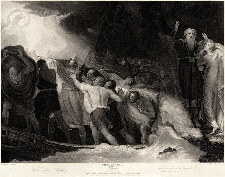 974px-George_Romney_-_William_Shakespeare_-_The_Tempest_Act_I,_Scene_1